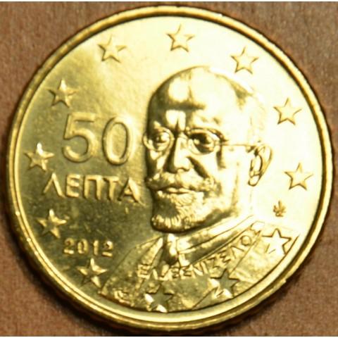 50 cent Greece 2012 (UNC)