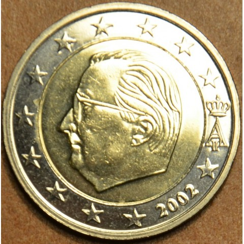 2 Euro Belgium 2002 (UNC)