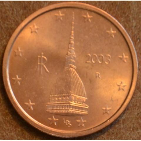 2 cent Taliansko 2003 (UNC)