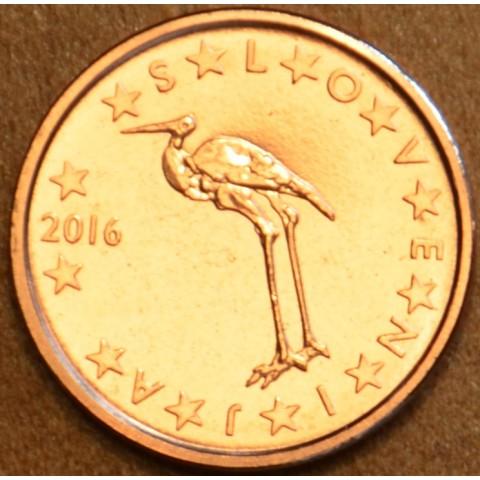 1 cent Slovenia 2016 (UNC)