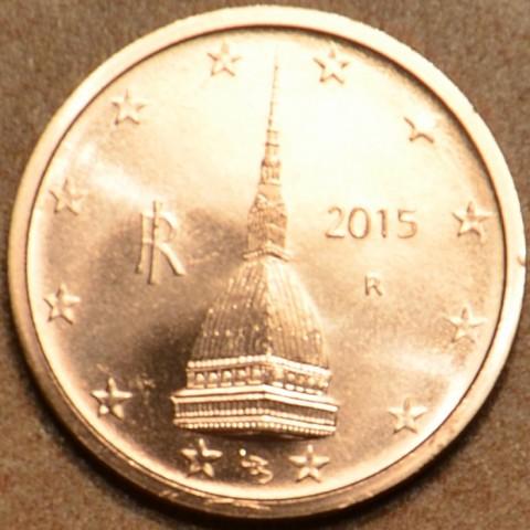 2 cent Italy 2015 (UNC)