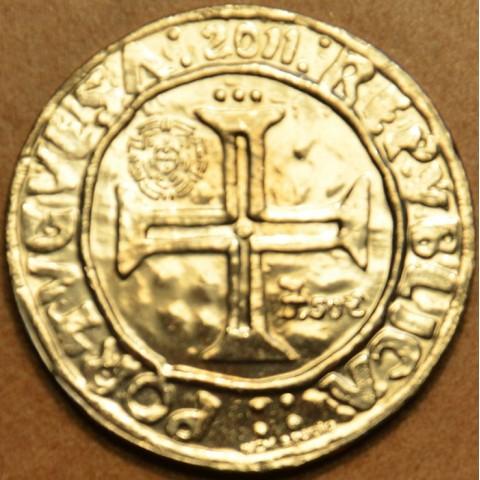 7,5 Euro Portugal 2011 - King Manuel I. (UNC)