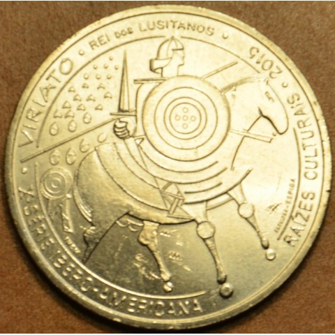 7,5 Euro Portugal 2015 - Viriato (UNC)