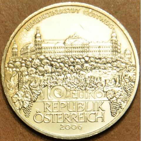 10 Euro Austria 2006 Göttweig (UNC)
