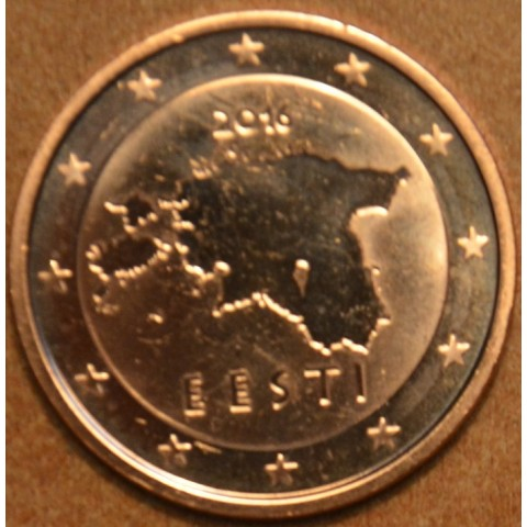 1 cent Estonia 2016 (UNC)