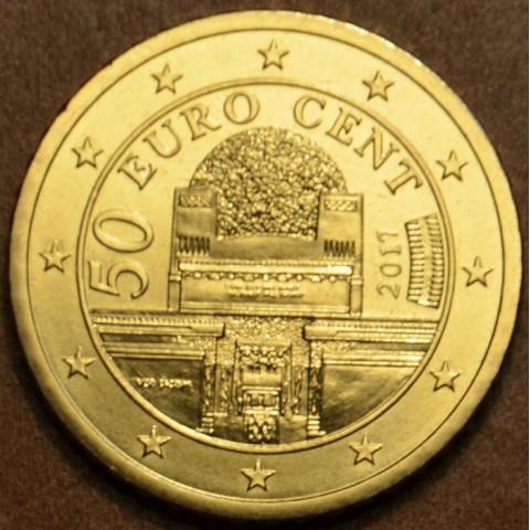 50 cent Rakúsko 2017 (UNC)
