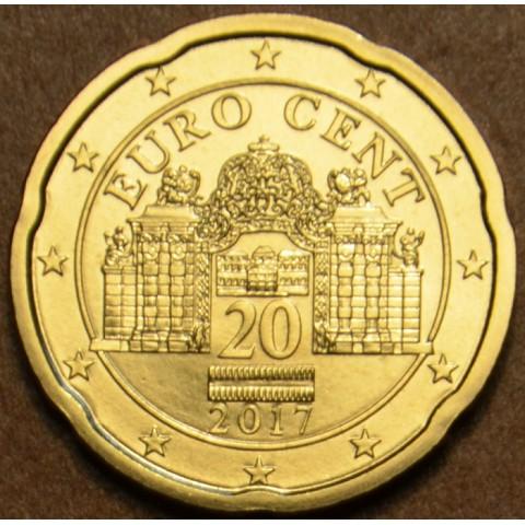 20 cent Austria 2017 (UNC)