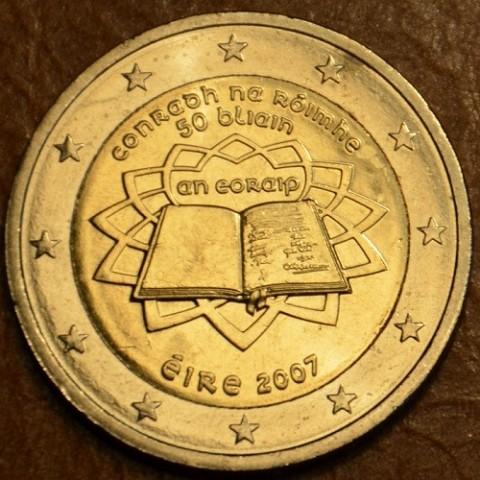 2 Euro Ireland 2007 - 50th anniversary of the Treaty of Rome (UNC)