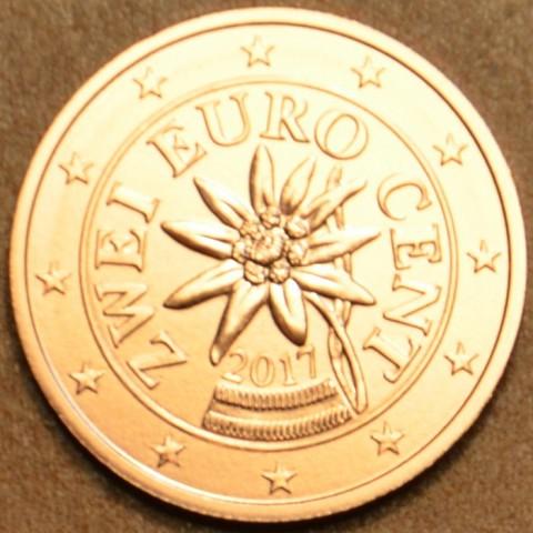 2 cent Austria 2017 (UNC)