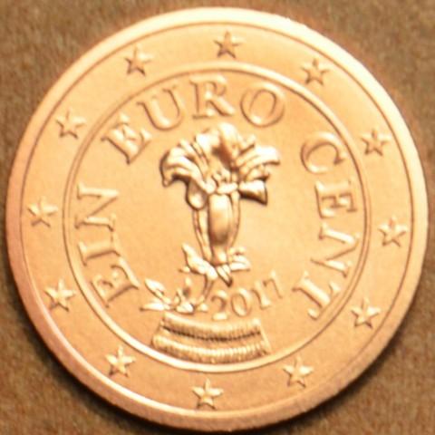 1 cent Austria 2017 (UNC)