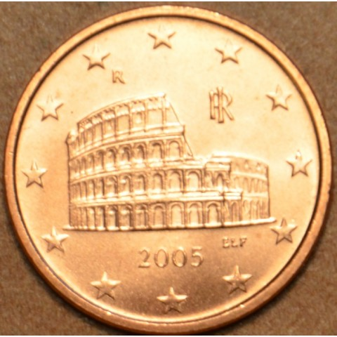 5 cent Italy 2005 (UNC)