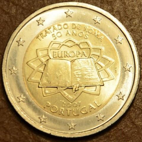 2 Euro Portugal 2007 - 50th anniversary of the Treaty of Rome (UNC)