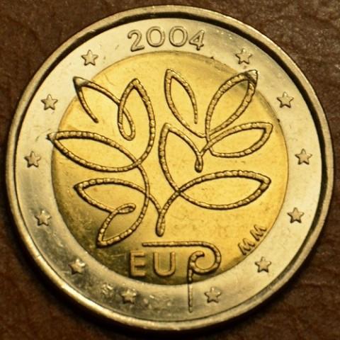 2 Euro Fínsko 2004 - Rozšírenie EU o 10 nových krajín (UNC)