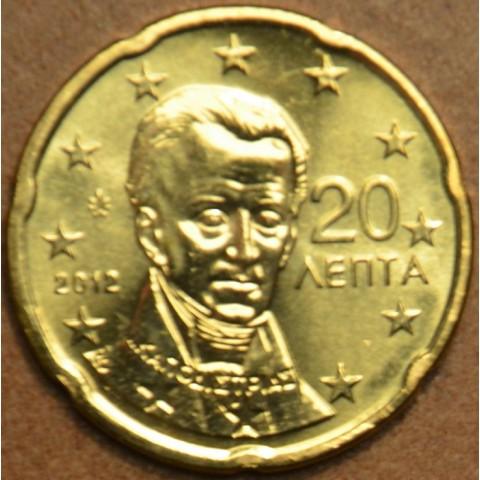 20 cent Greece 2012 (UNC)