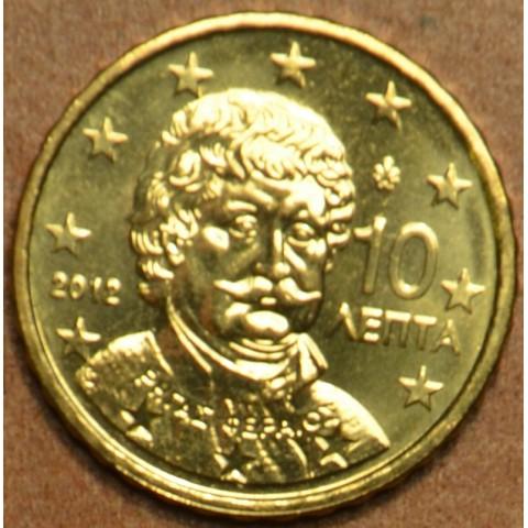 10 cent Grécko 2012 (UNC)