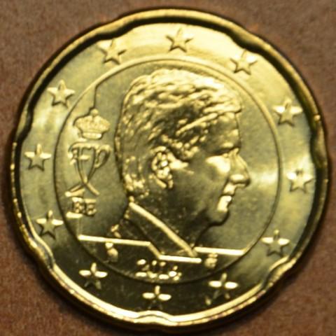 20 cent Belgium 2014 (UNC)