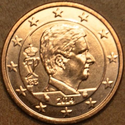 1 cent Belgium 2014 (UNC)