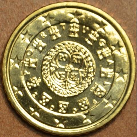 50 cent Portugal 2008 (UNC)