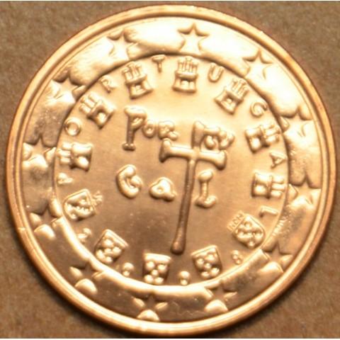 Eurocoin Eurocoins 5 Cent Portugal 2008 Unc