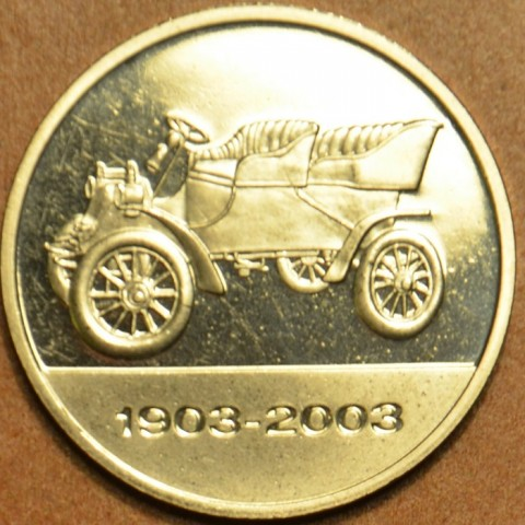 Token Belgium 2003 - 100 years of FORD