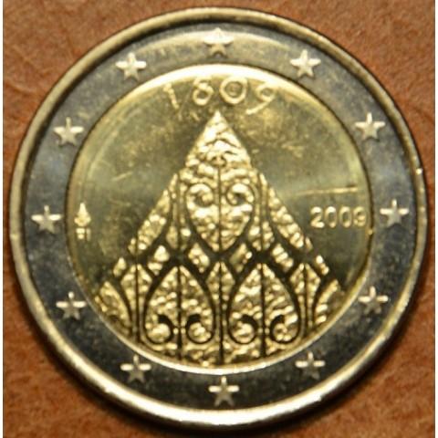 2 Euro Fínsko 2009 - 200. výročie fínskej autonómie (UNC)