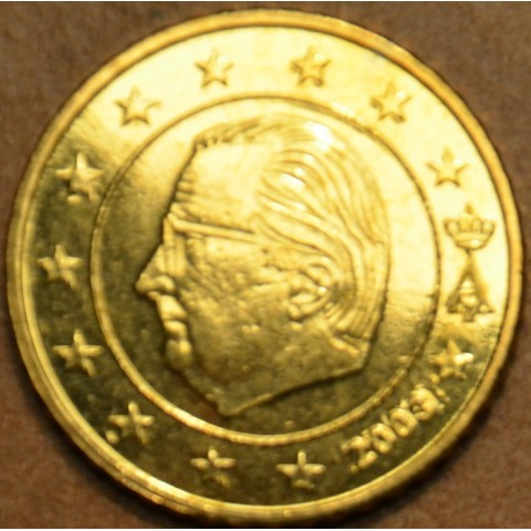50 cent Belgium 2003 (UNC)