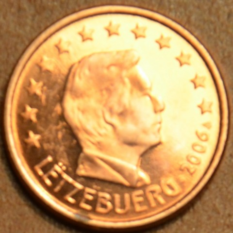 1 cent Luxembourg 2006 (UNC)