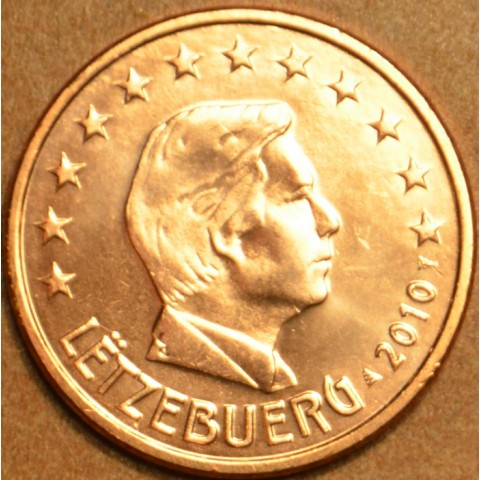 2 cent Luxembourg 2010 (UNC)