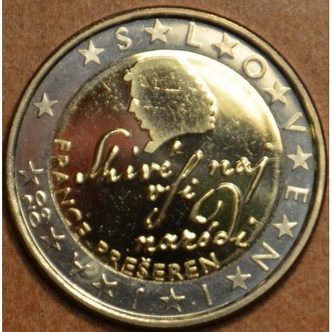 2 Euro Slovinsko 2009 (UNC)