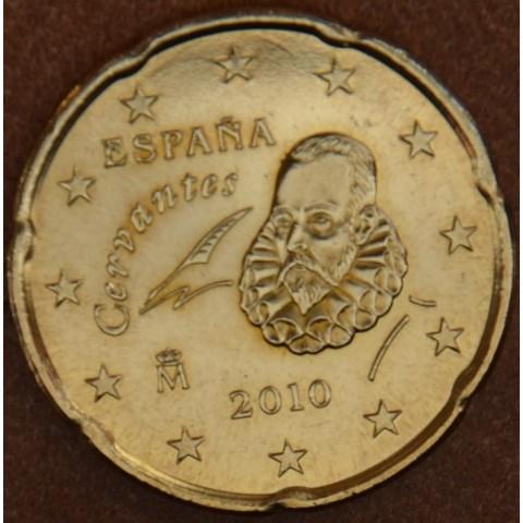 20 cent Spain 2010 (UNC)