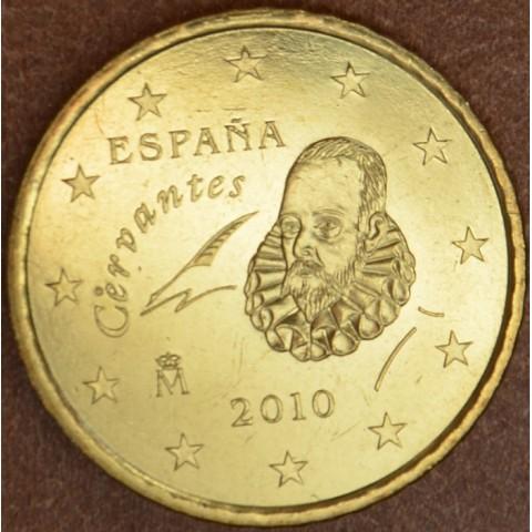 50 cent Spain 2010 (UNC)