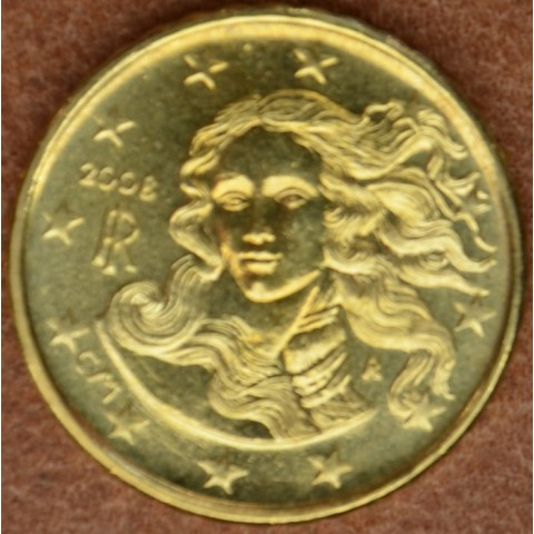 10 cent Italy 2008 (UNC)
