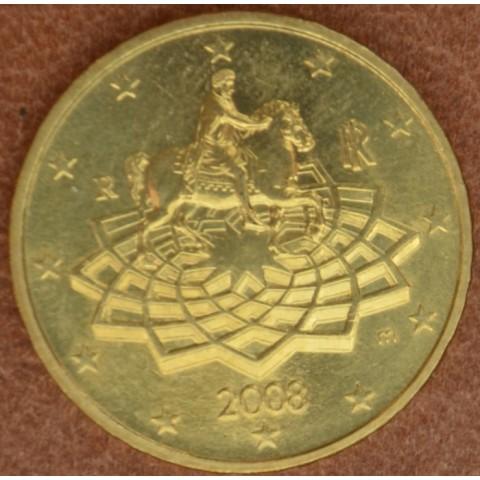 50 cent Taliansko 2008 (UNC)