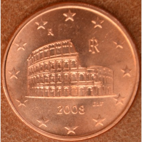 5 cent Italy 2008 (UNC)