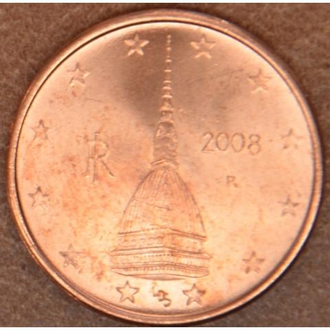 2 cent Taliansko 2008 (UNC)