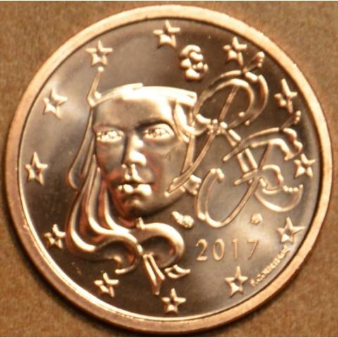 5 cent Francúzsko 2017 (UNC)