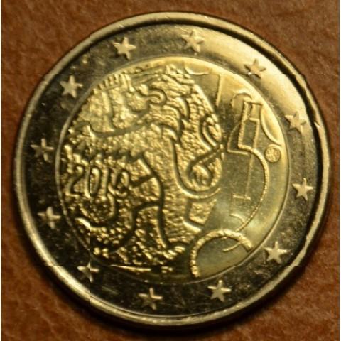 2 Euro Fínsko 2010 - 150. výročie Fínskej meny (UNC)