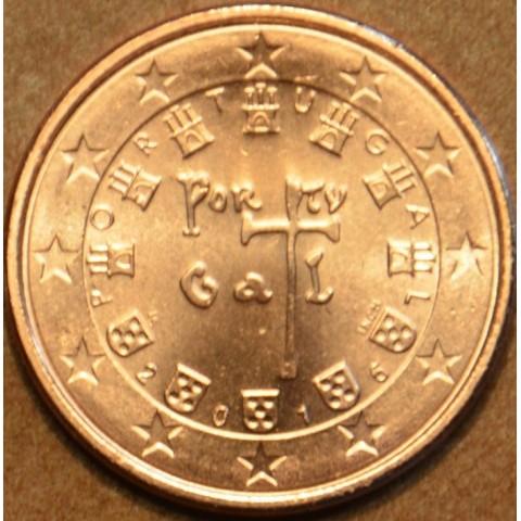 2 cent Portugal 2016 (UNC)