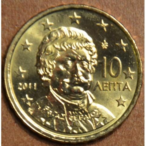 10 cent Greece 2011 (UNC)
