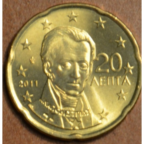 20 cent Greece 2011 (UNC)