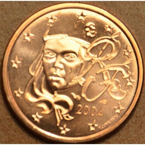 2 cent France 2004 (UNC)