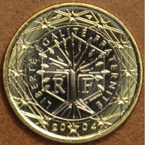 1 Euro France 2004 (UNC)