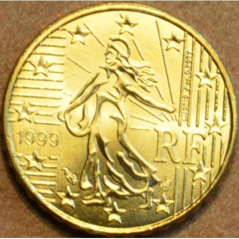 10 cent Francúzsko 1999 (UNC)