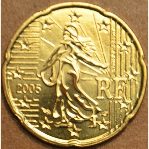 20 cent France 2005 (UNC)