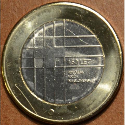 3 Euro Slovenia 2016 - 150 years of Slovenian red cross (UNC)
