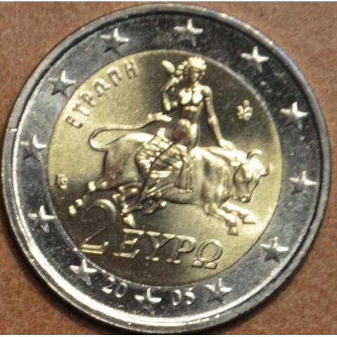 2 Euro Greece 2005 (UNC)