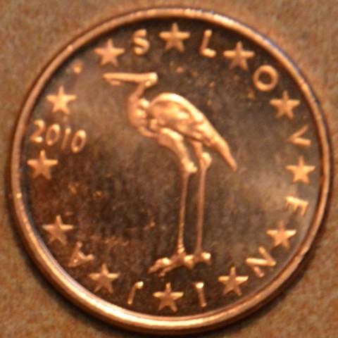 1 cent Slovenia 2010 (UNC)