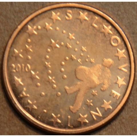 5 cent Slovenia 2010 (UNC)