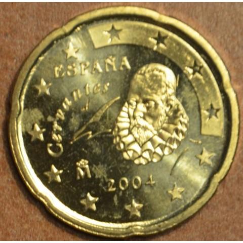20 cent Španielsko 2004 (UNC)