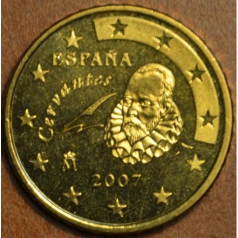 50 cent Spain 2007 (UNC)